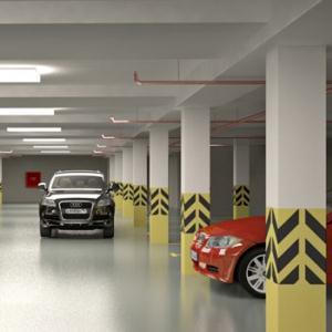 Автостоянки, паркинги Верхозима