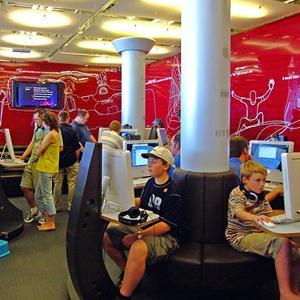 Интернет-кафе Верхозима