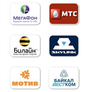 Операторы сотовой связи Верхозима