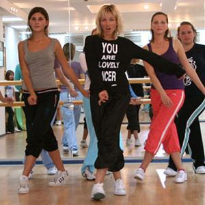 Школы танцев Верхозима
