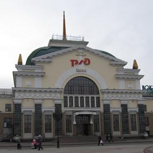 Железнодорожные вокзалы Верхозима