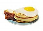 База отдыха Белая гора - иконка «завтрак» в Верхозиме